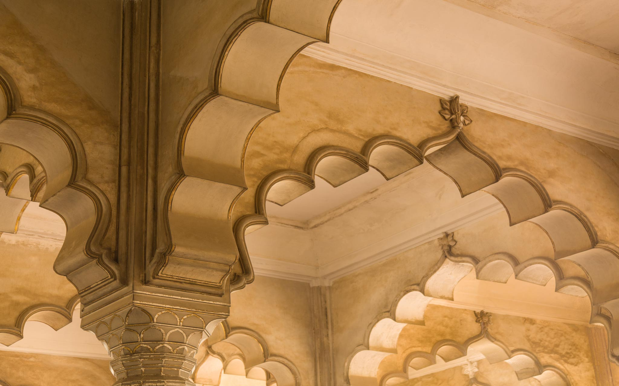 Intricate Arches