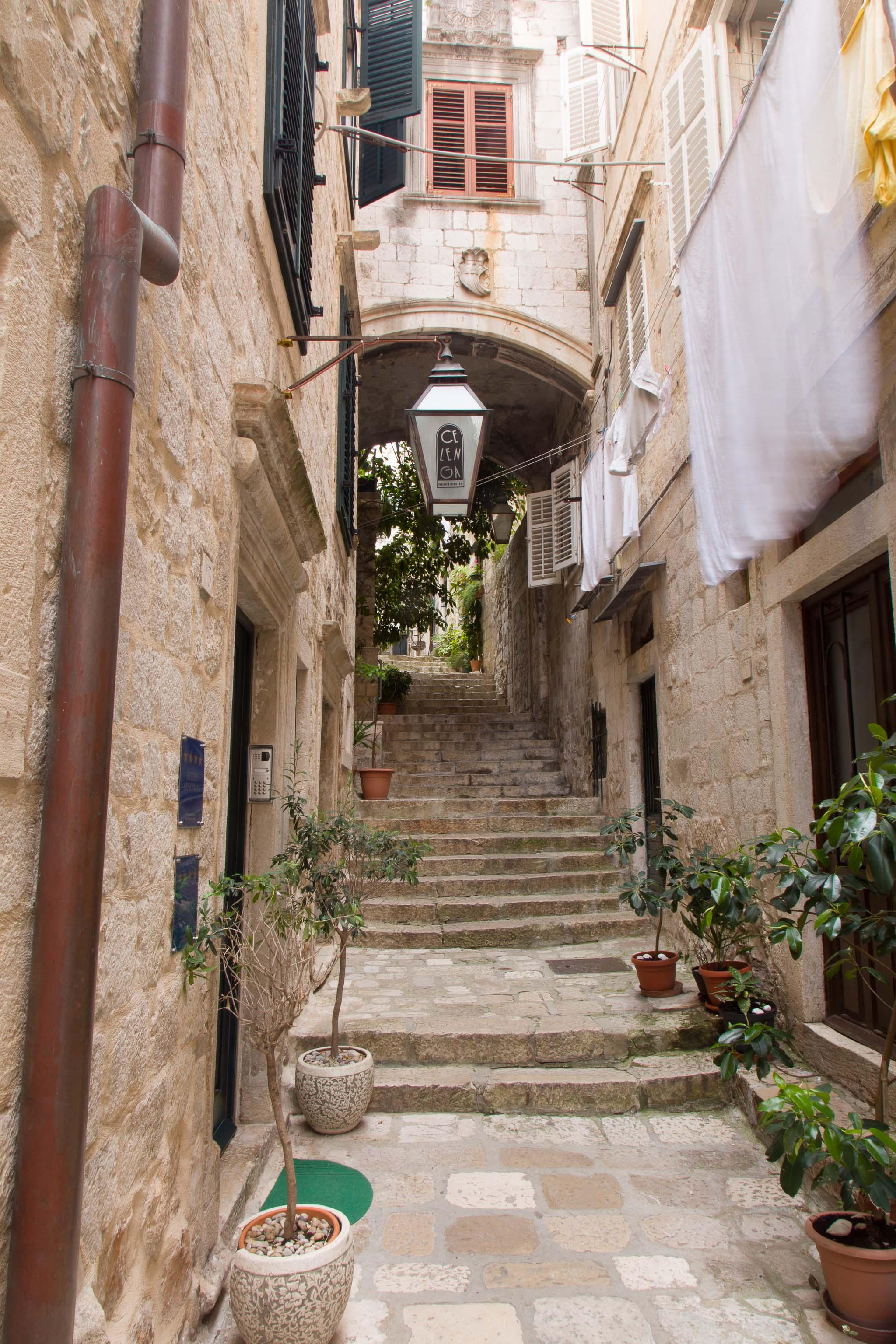 Dubrovnik Side Street