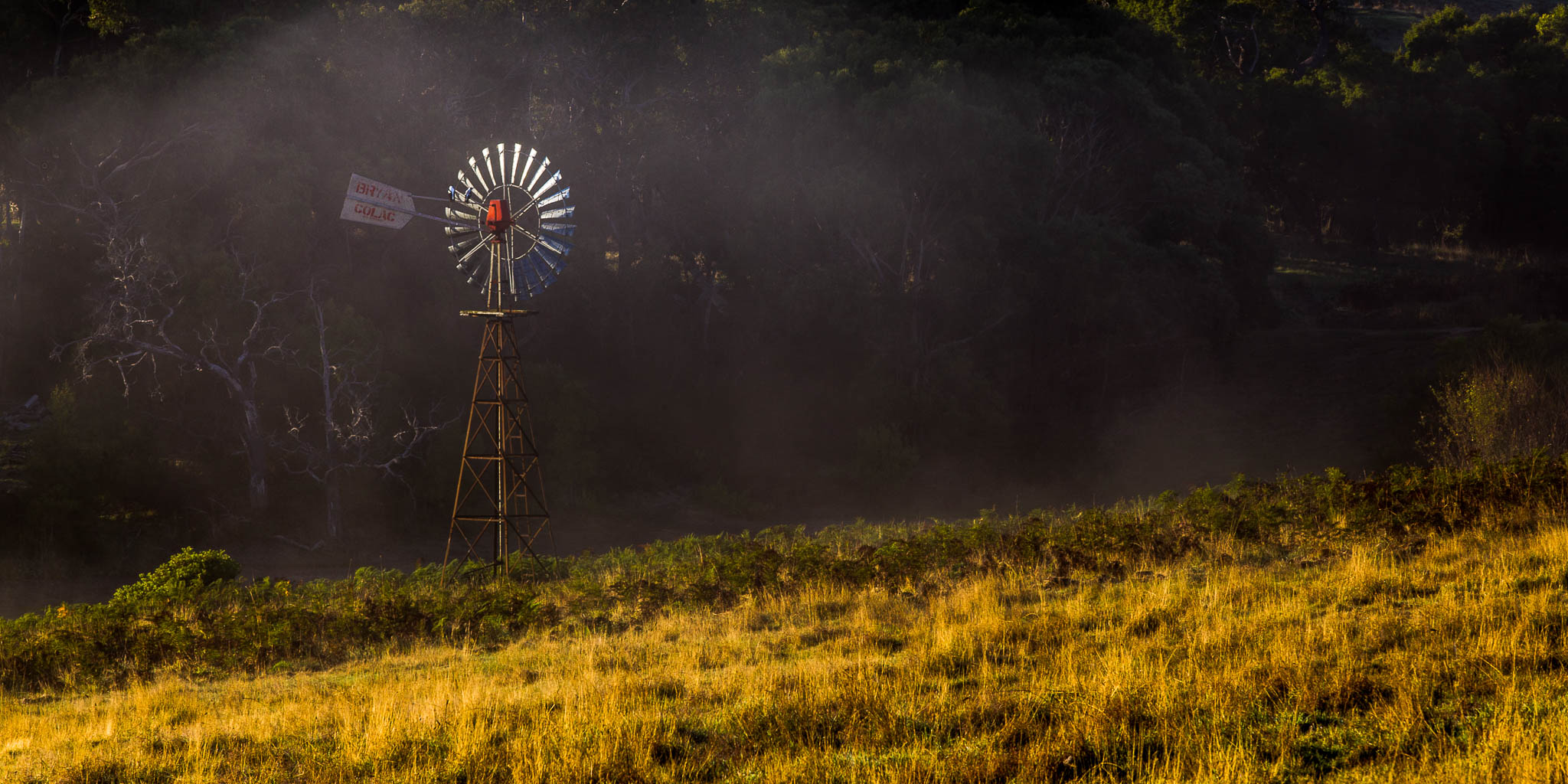 The Woodacre Windmill