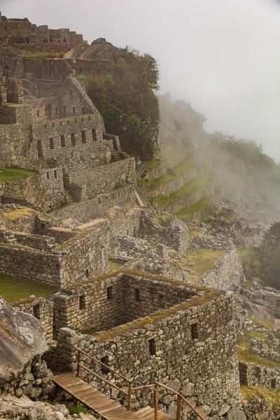Machu Picchu Deserted