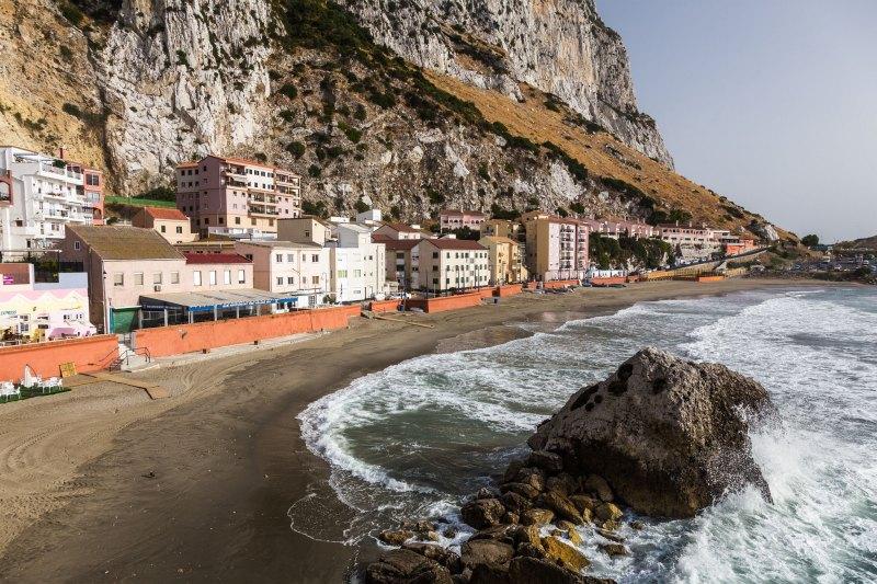 The Little Rock of Gibraltar
