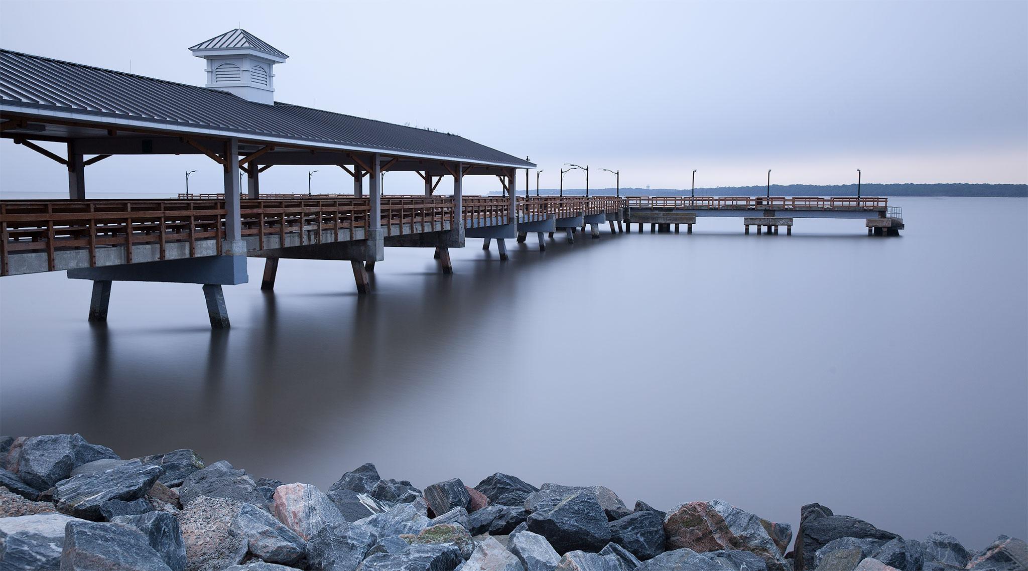 St. Simon's Island Fishing Pier