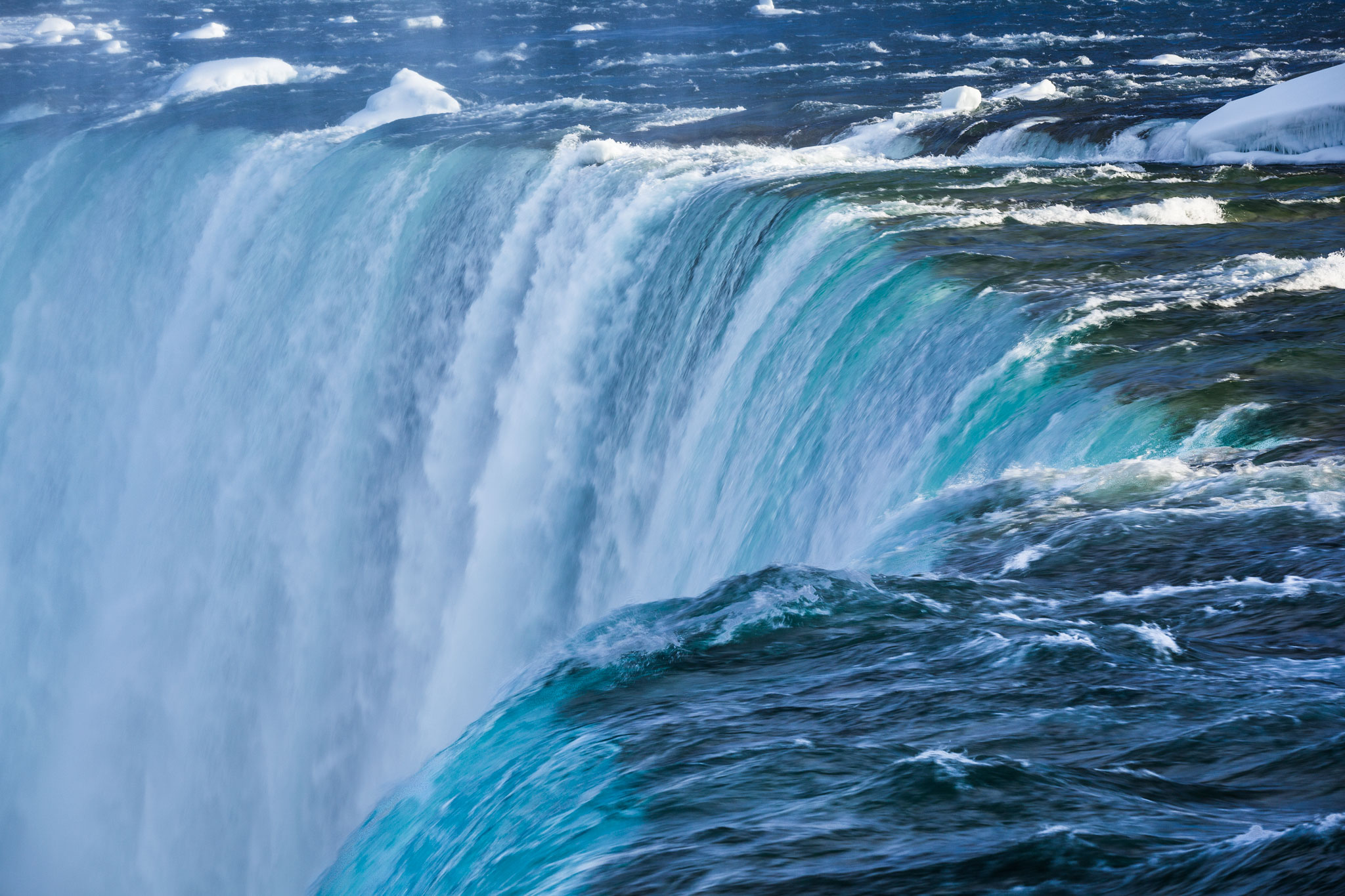 Colours of Niagara