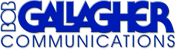 Bob Gallagher Communications Logo