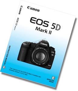 Manual from Canon 5D Mark II.
